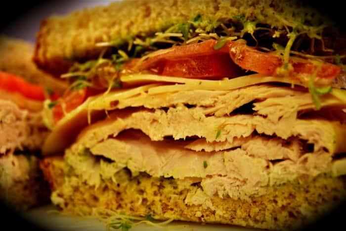 The Bird Street Sandwich