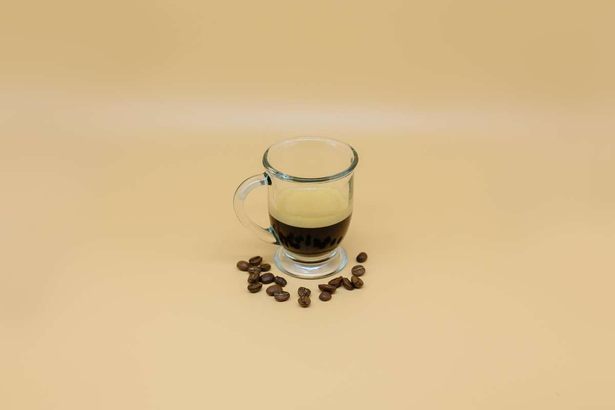 Black Coffee or Espresso Shot