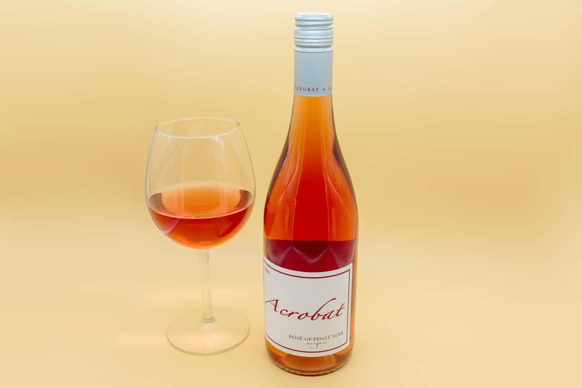 Acrobat Rose of Pinot Noi