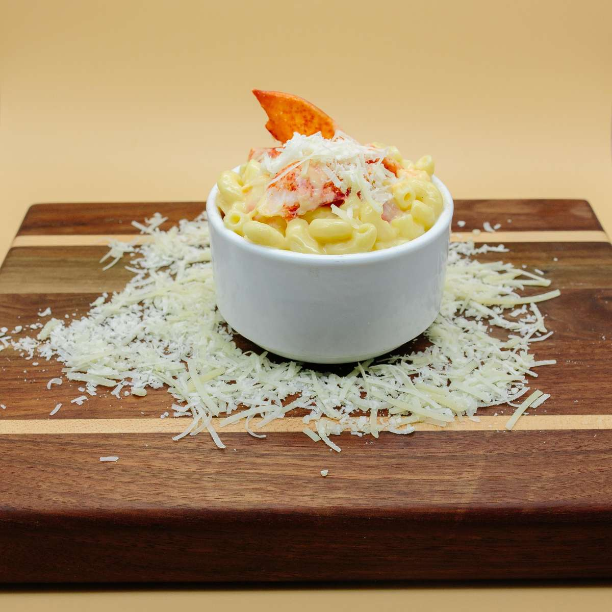 Truffled lobster mac and cheese