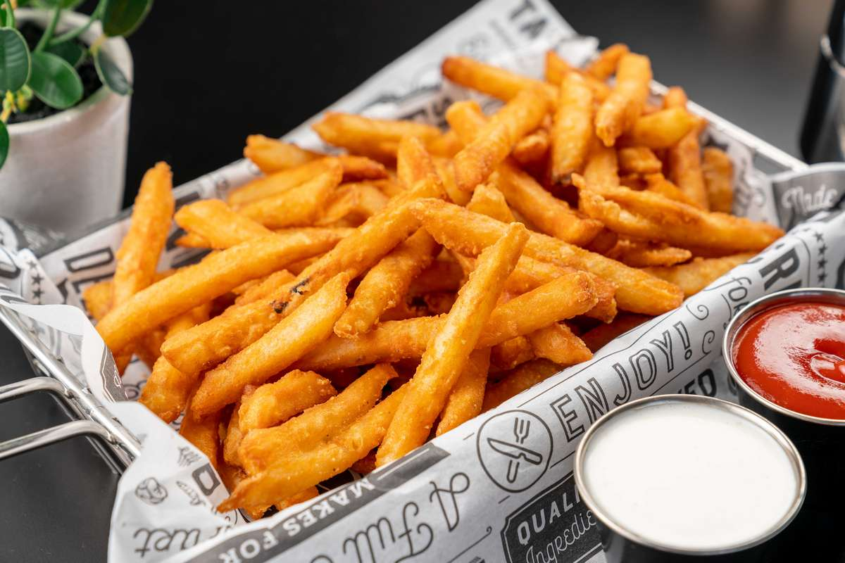 9x13 French Fries