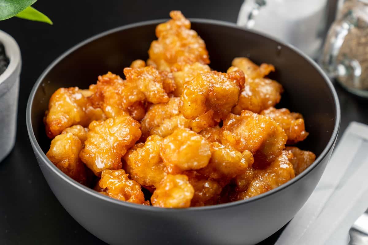 9x13 Honey Chicken Bites