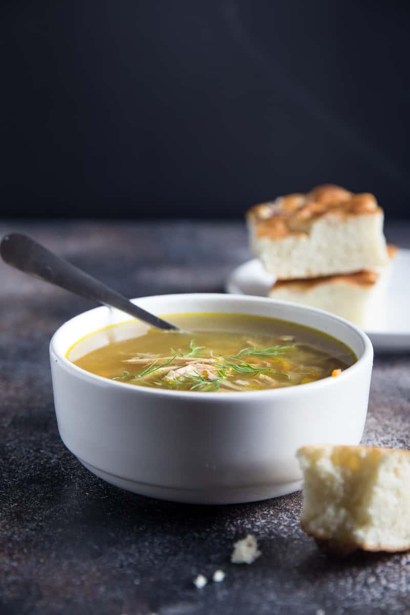 10lb Chicken Soup