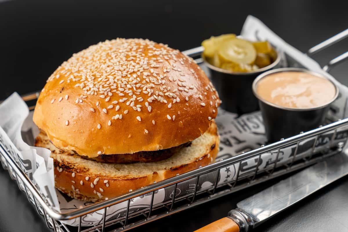 Classic Beef Burger