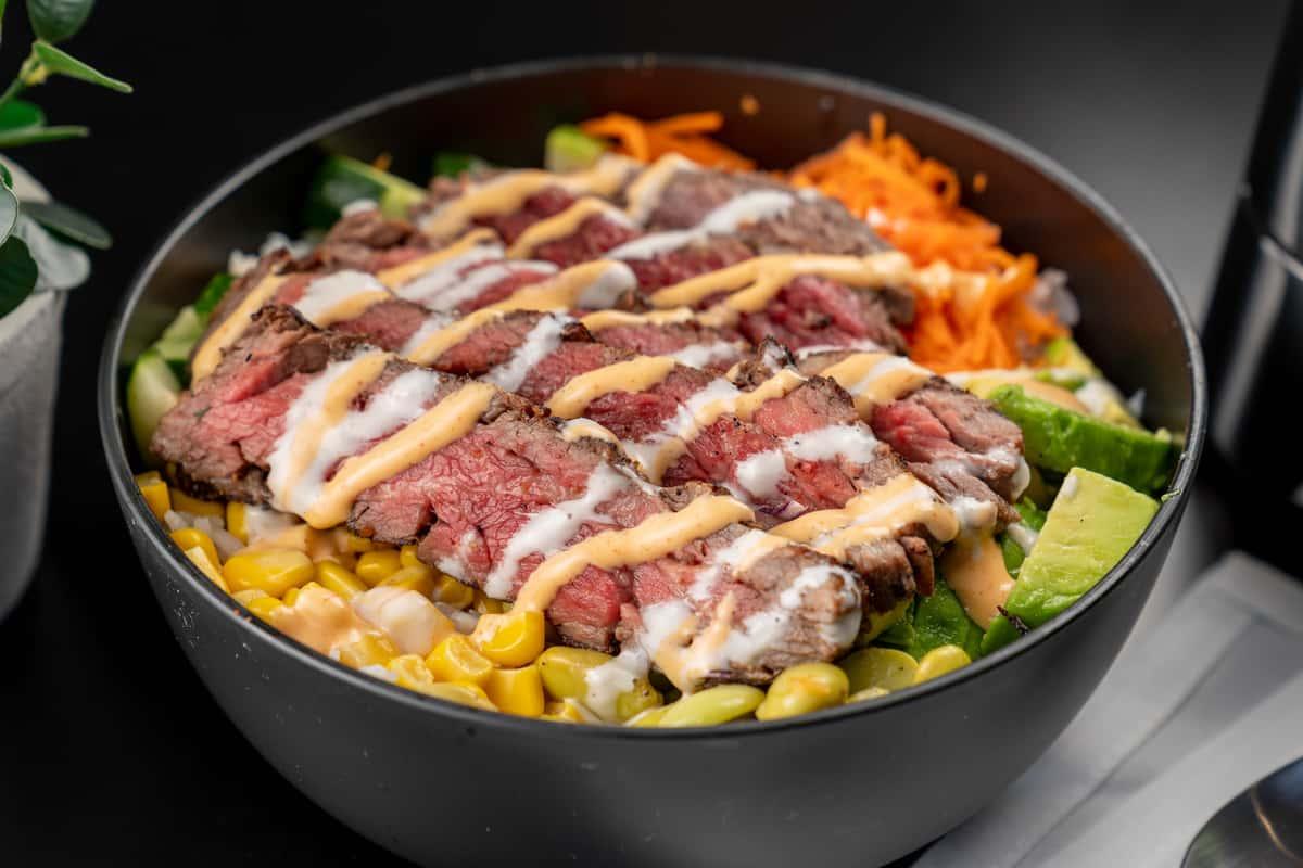 Poke Bowl - Steak
