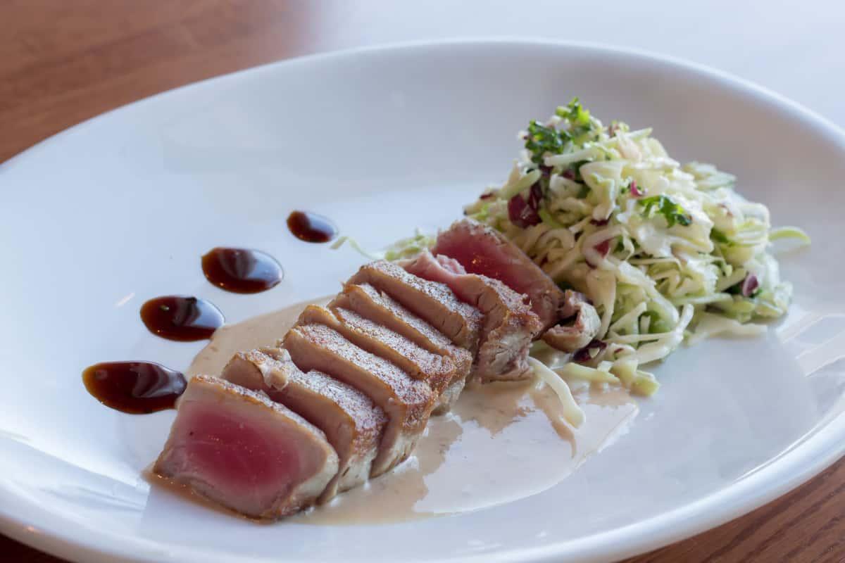 Seared Tuna*