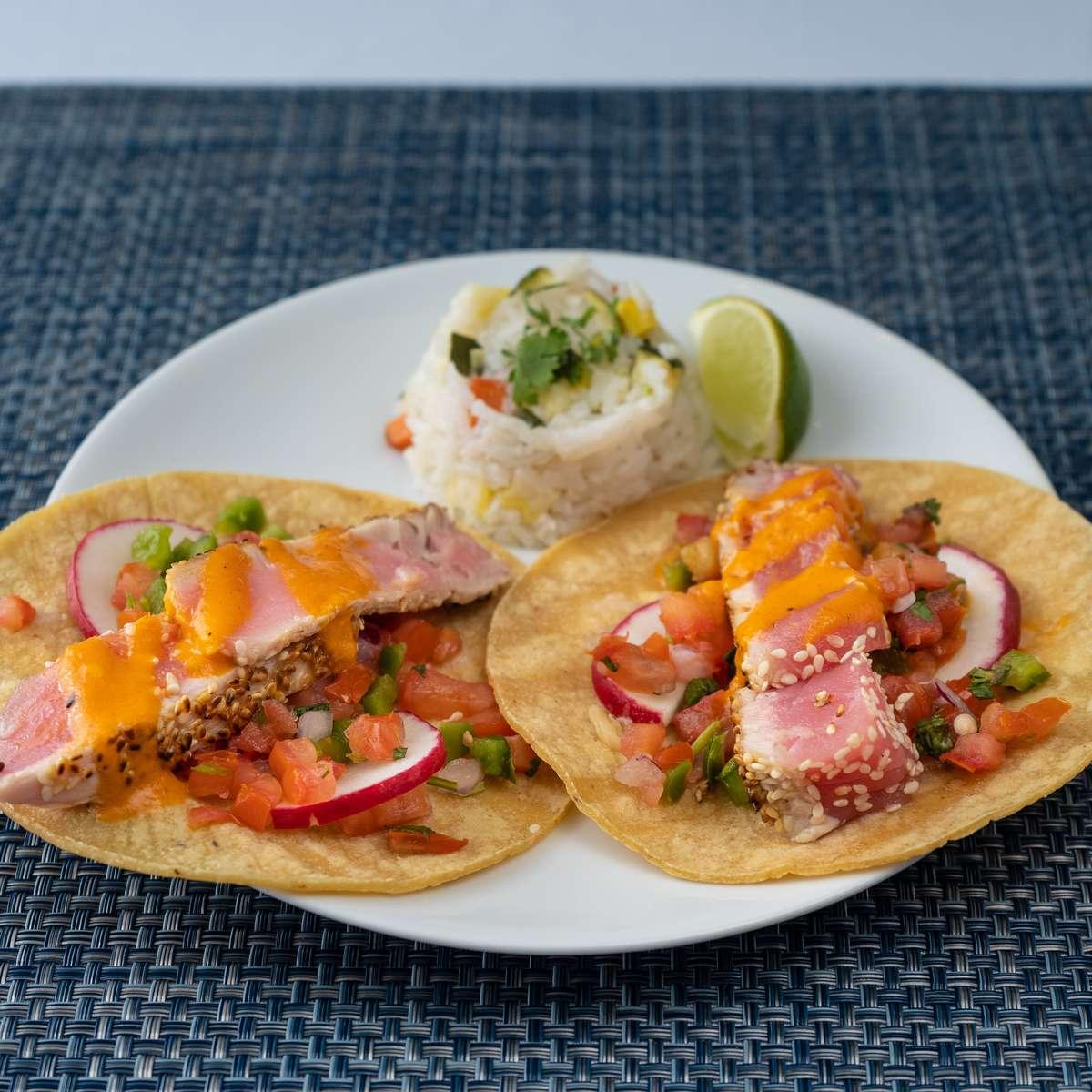 Atún Ahí Tacos