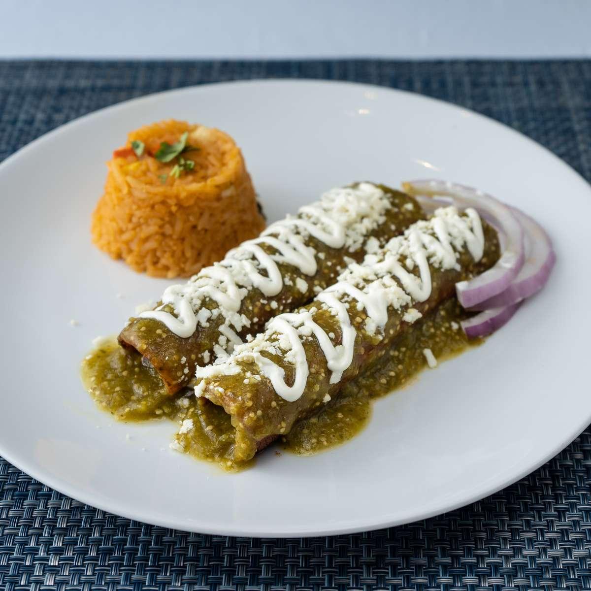 Verdes Enchiladas