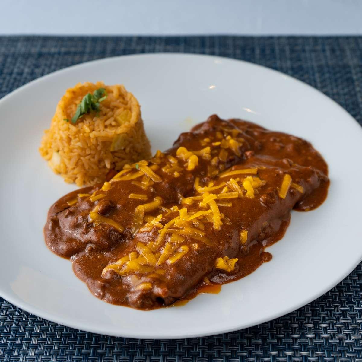 Tejanos Enchiladas