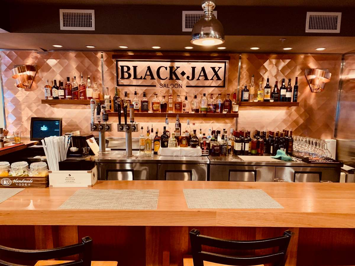 Black Jack Saloon Bar