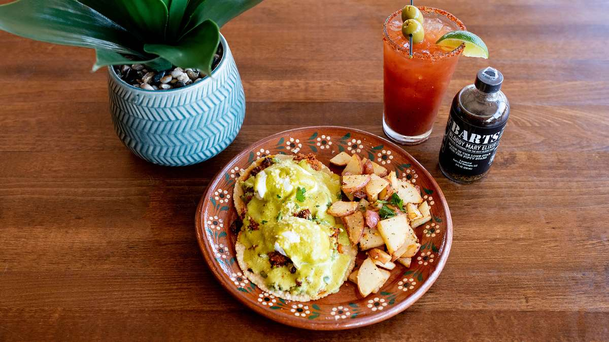 The Mexican Benedict