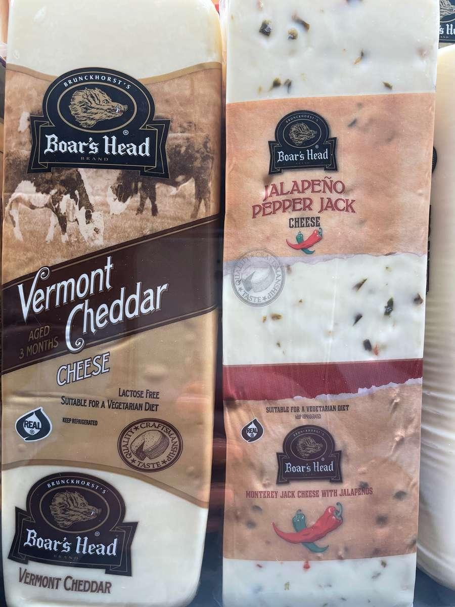 Jalapeno Pepperjack Cheese