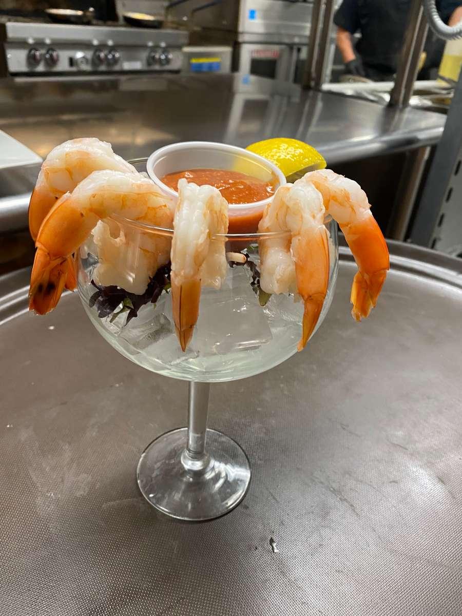 Ron's Shrimp Cocktail