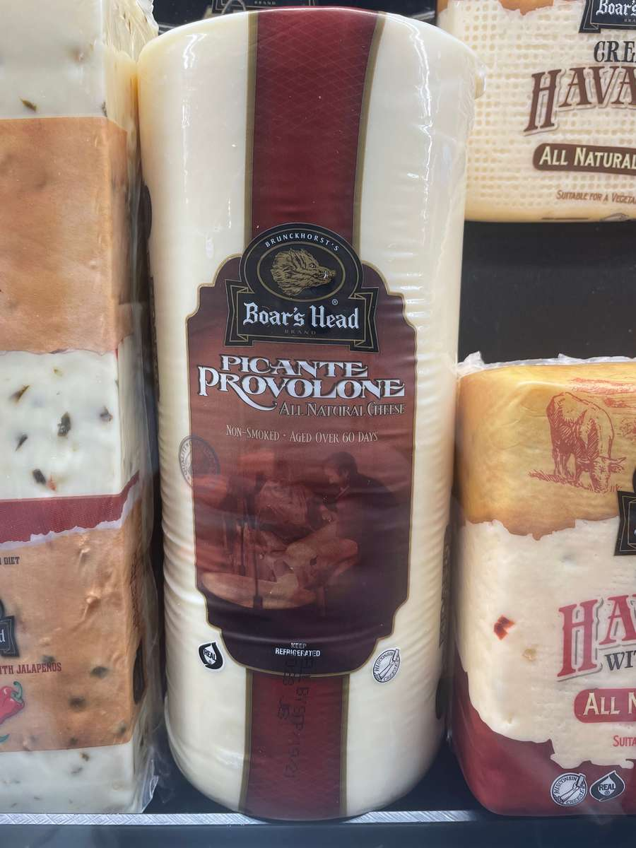Provalone Cheese