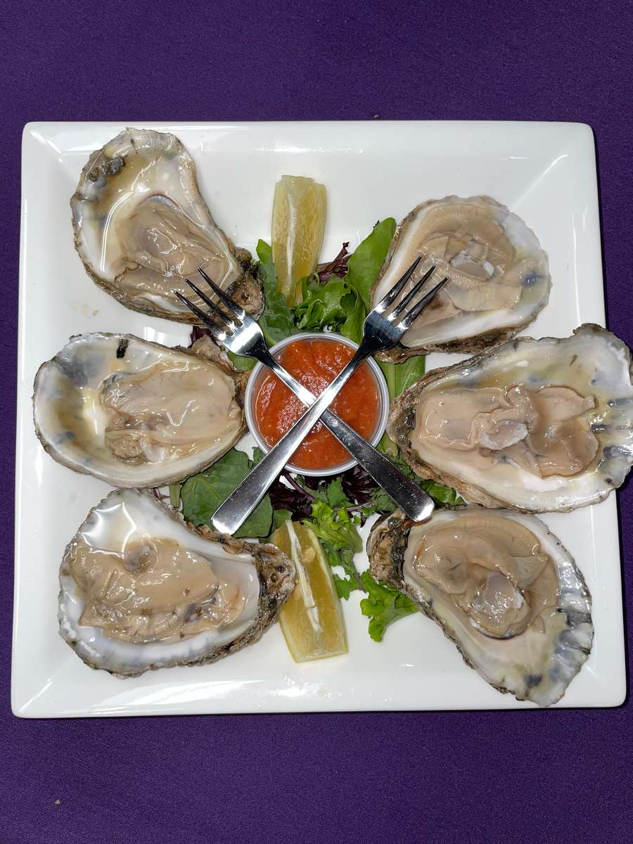 Oysters, Fresh Shucked