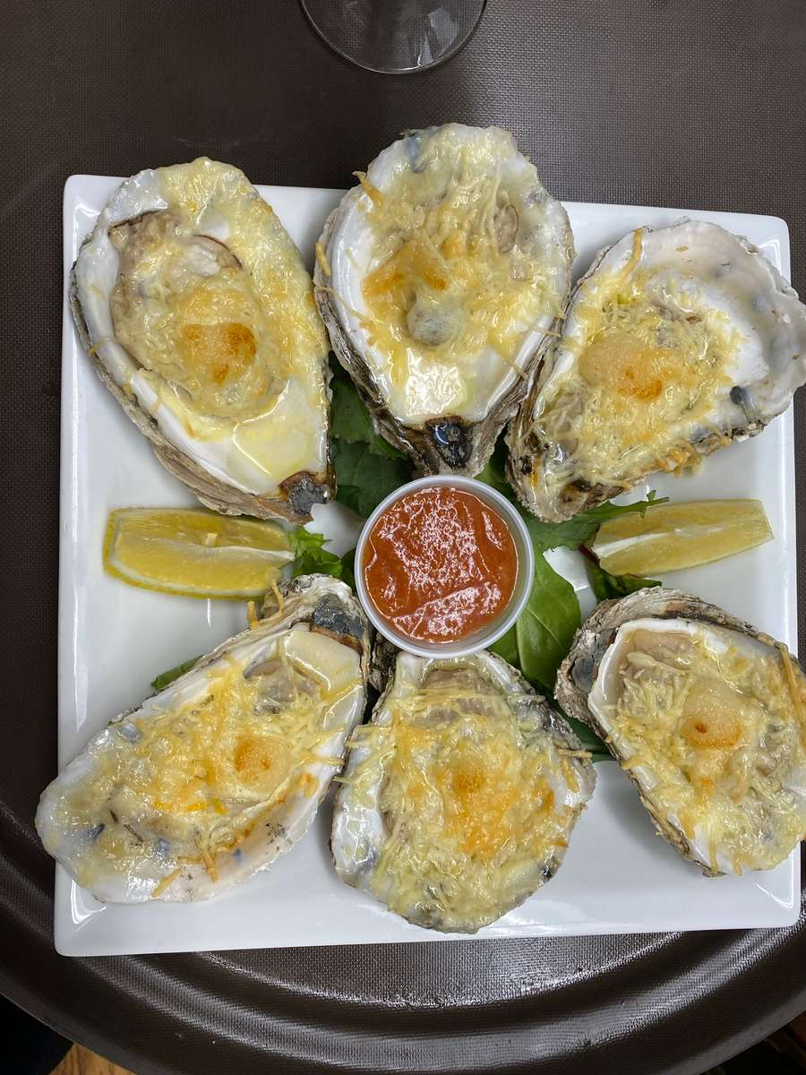 Chicago Style Oysters