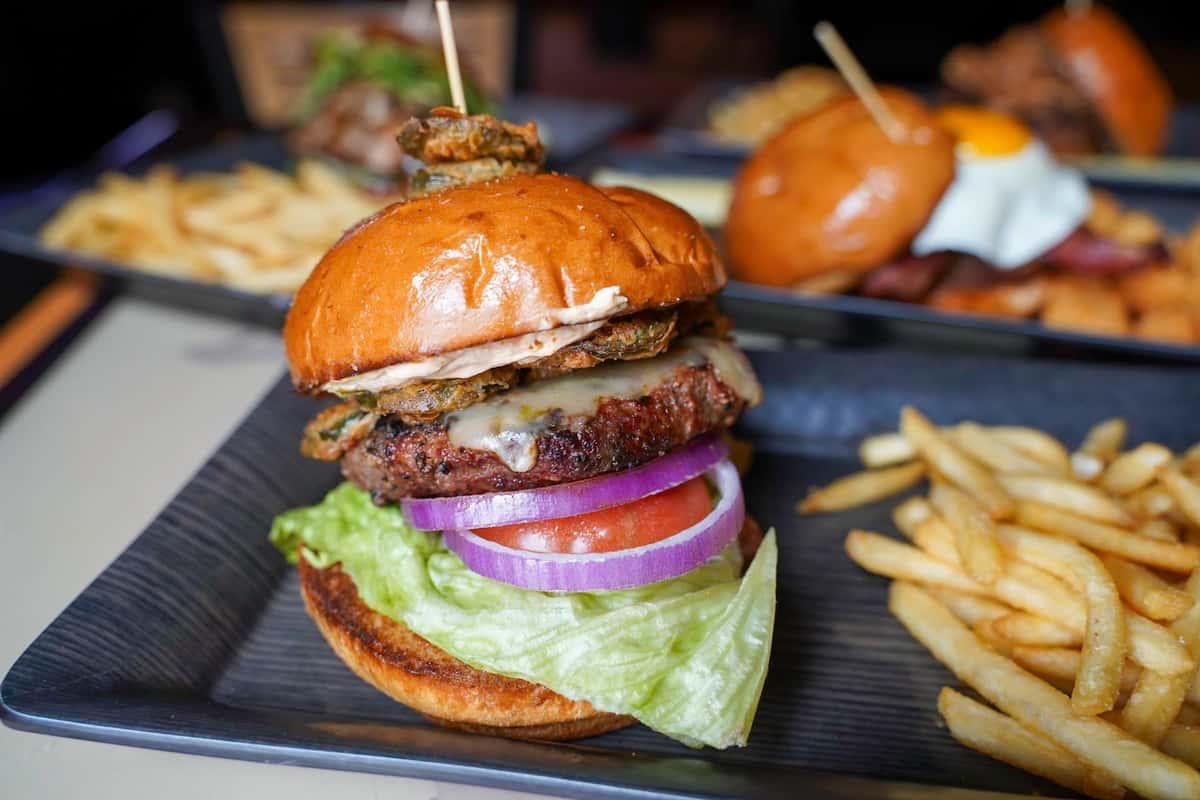 Spicy Cabo Burger*
