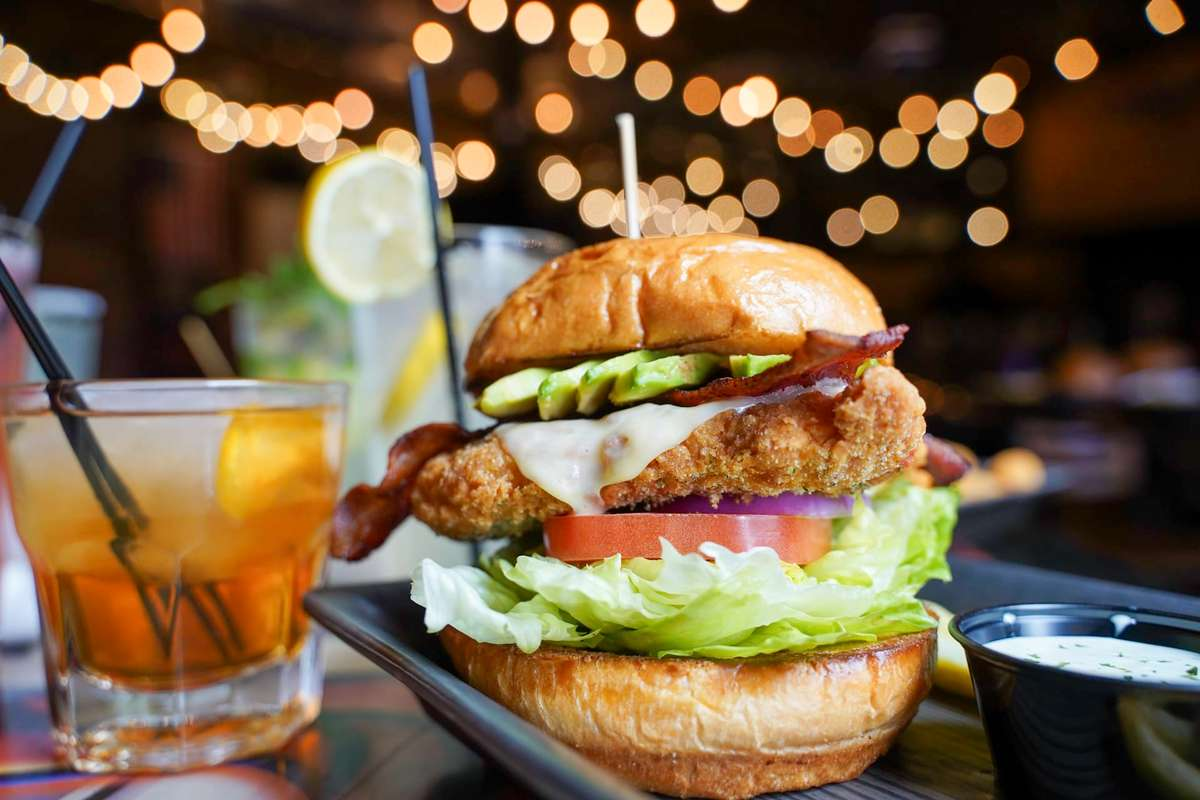 Crispy Chicken Ranch