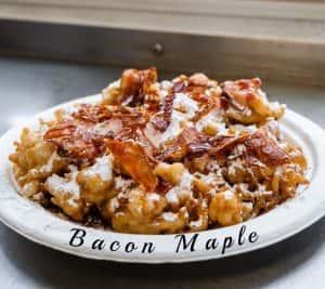 bacon maple