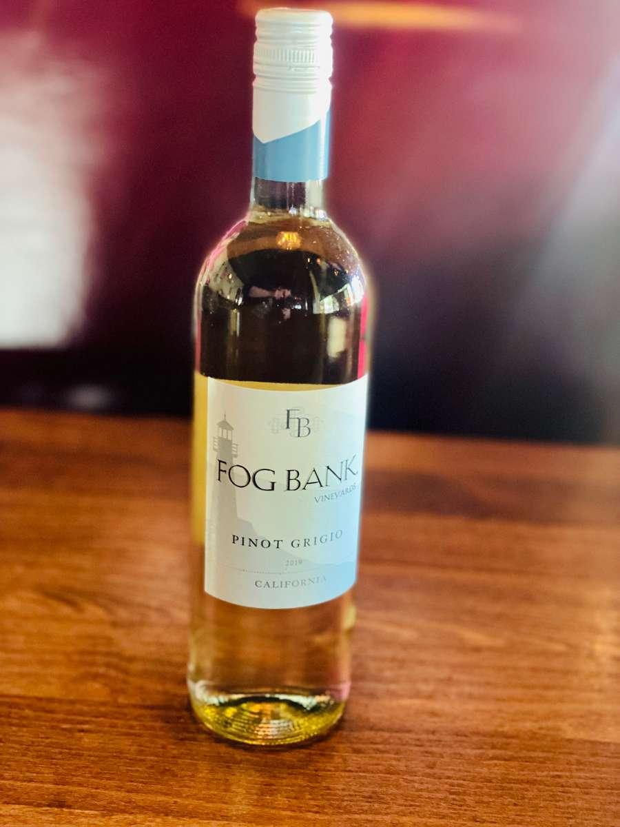 Fog Bank Pinot Grigio