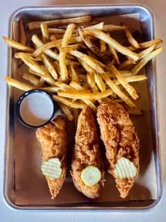 Buttermilk Fried Chicken Tenders