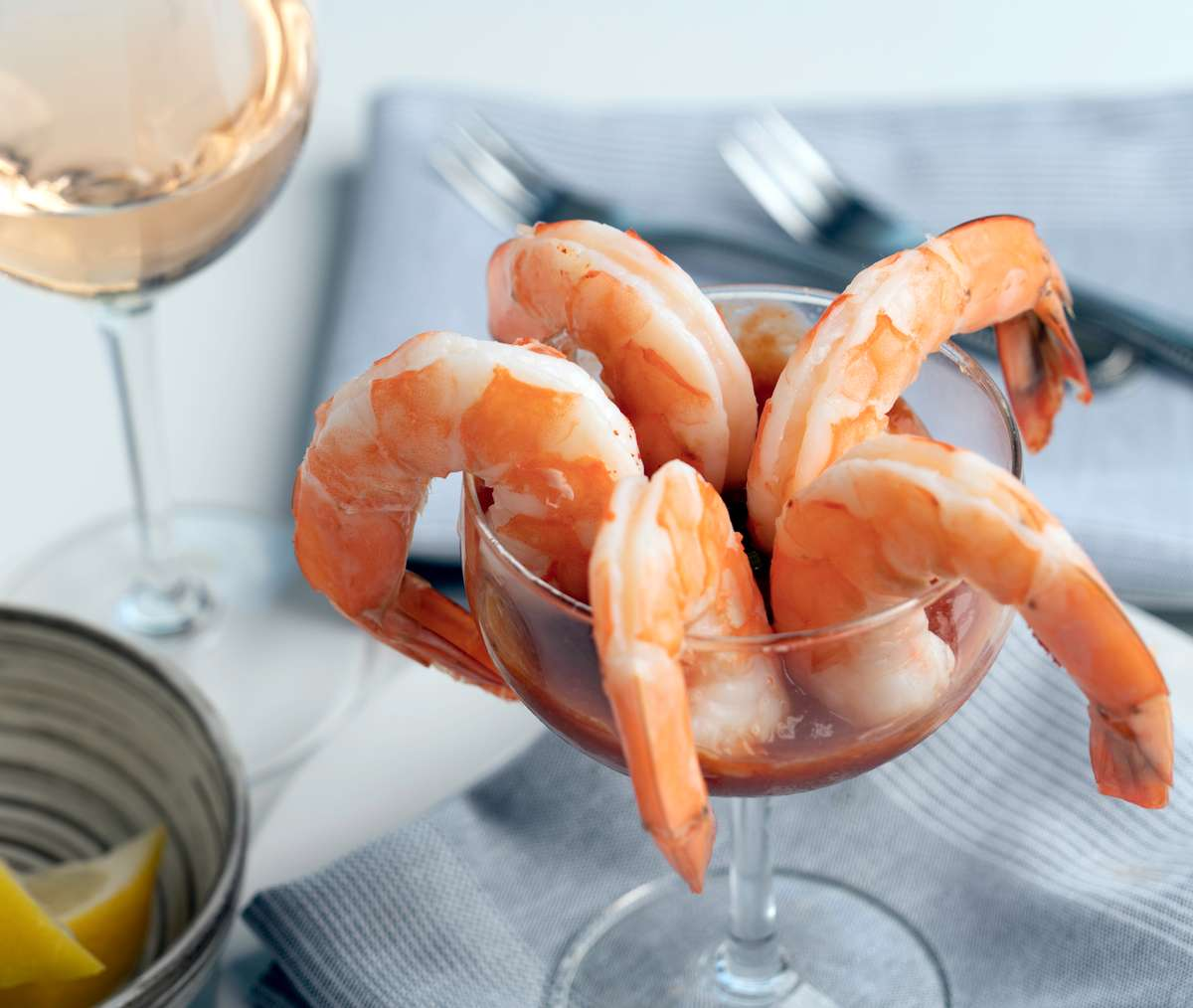Gulf Shrimp Cocktail