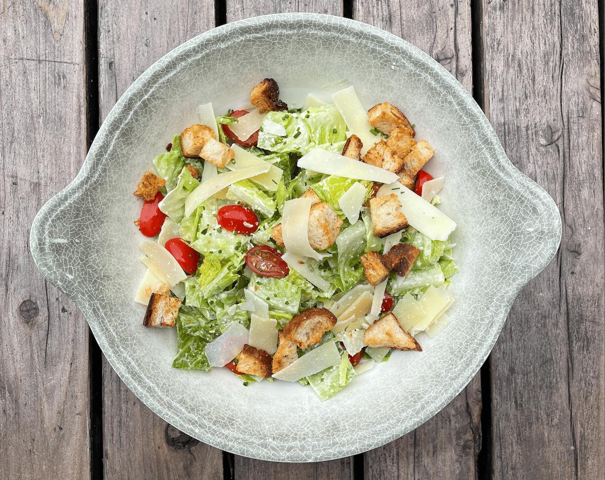 101 Caesar Salad