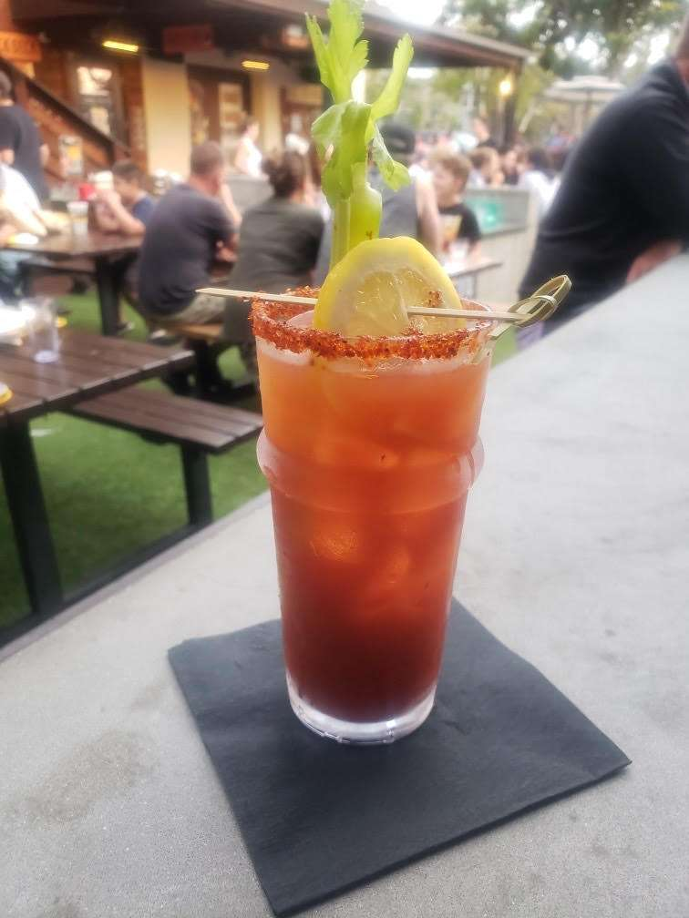 Smoke and Rec Bloody Mary