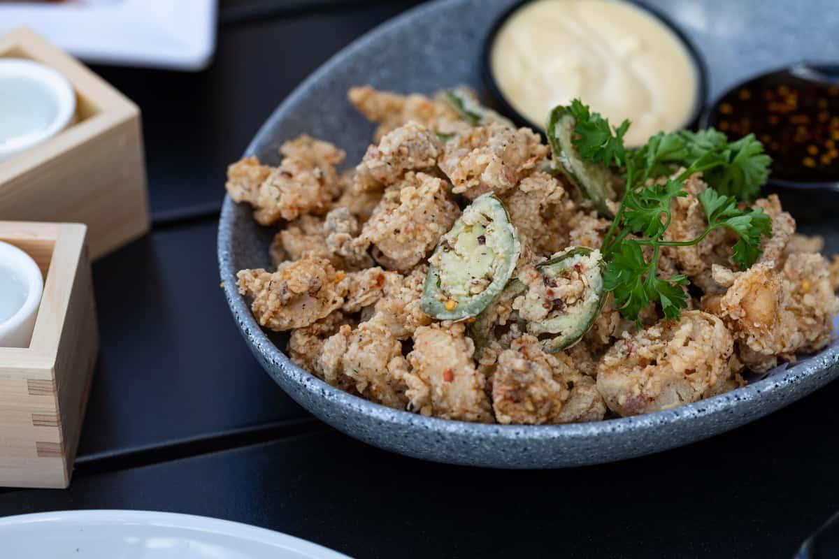 7 Spice Calamari HH