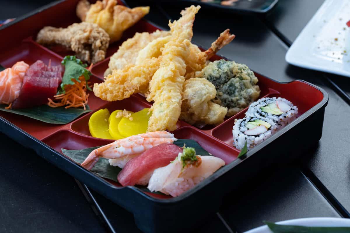 Bento Box A Dinner