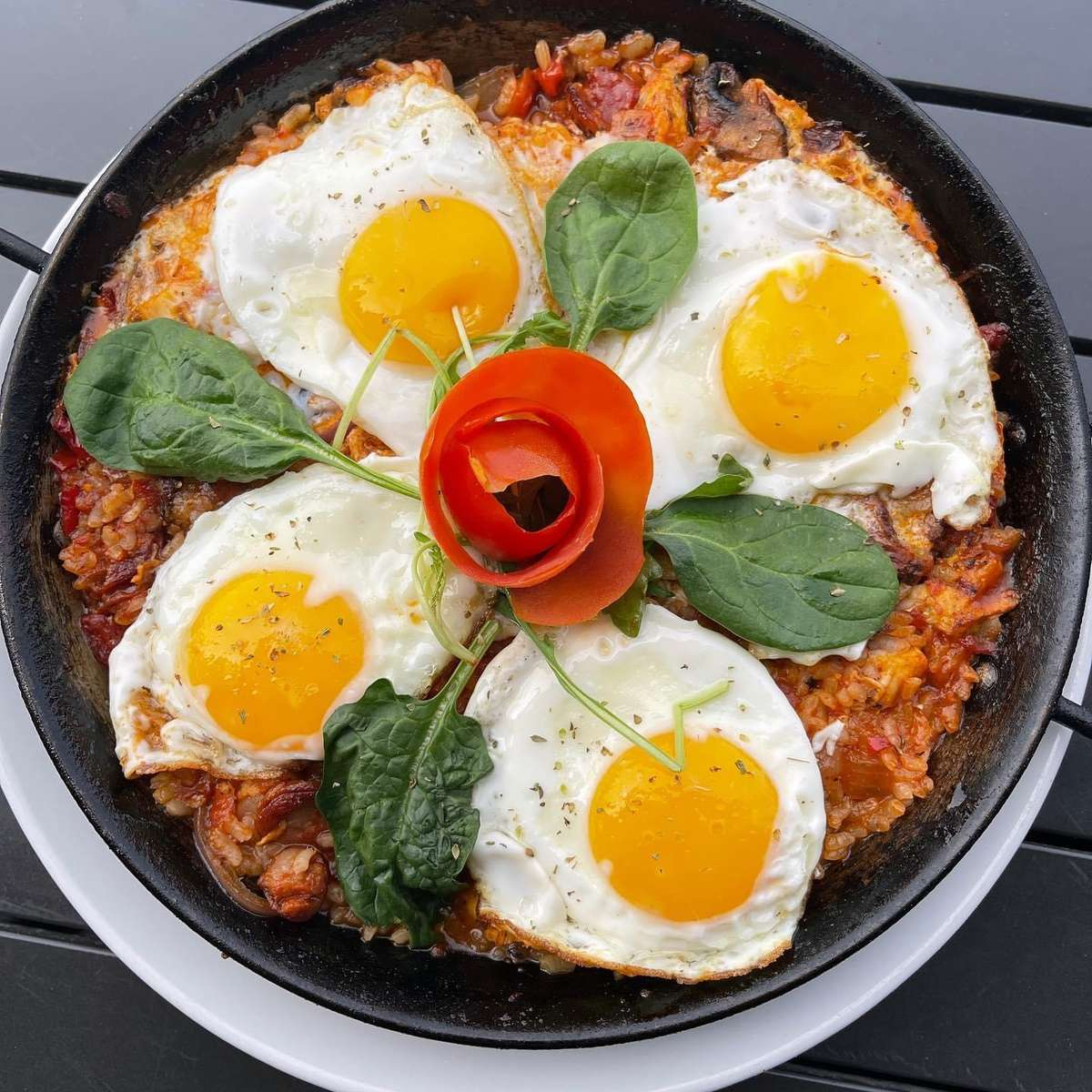 Brunch Paella For Two*