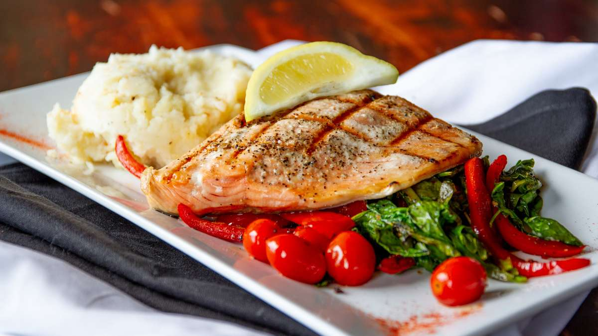 Mediterranean King Salmon*