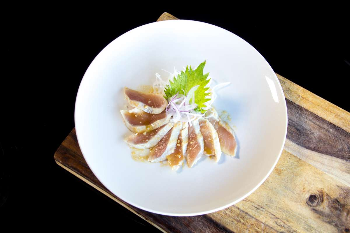 Garlic Albacore