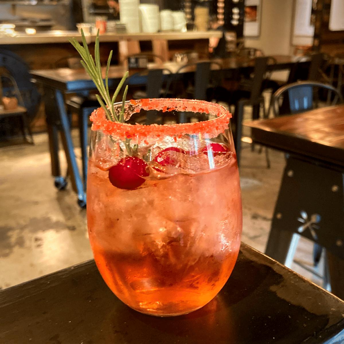 Blackberry Rosé