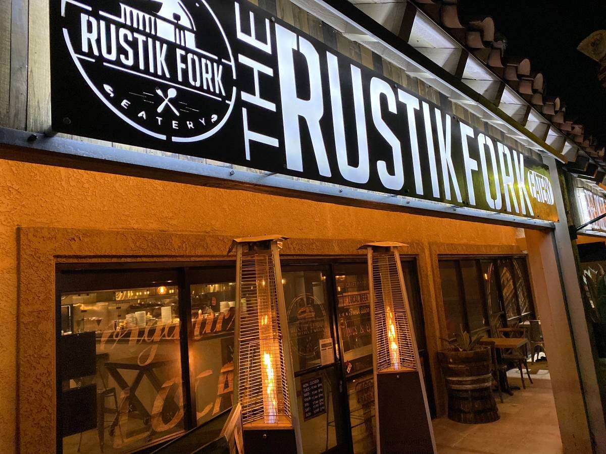 The Rustik Fork