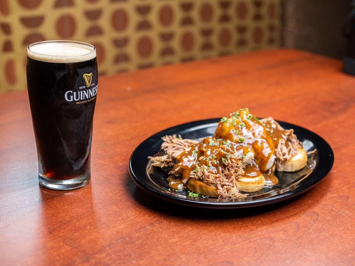 Hot Beef & Guinness