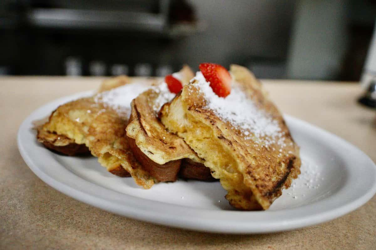 Good Life Cafe French Toast