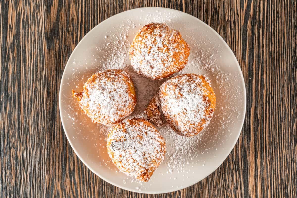 Ricotta Donuts