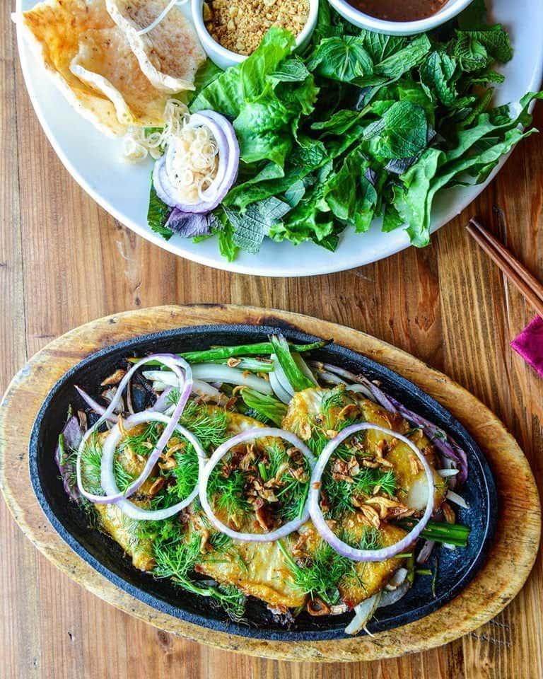(P) (~) Thăng Long-Style Noodles Chả Cá Thăng Long