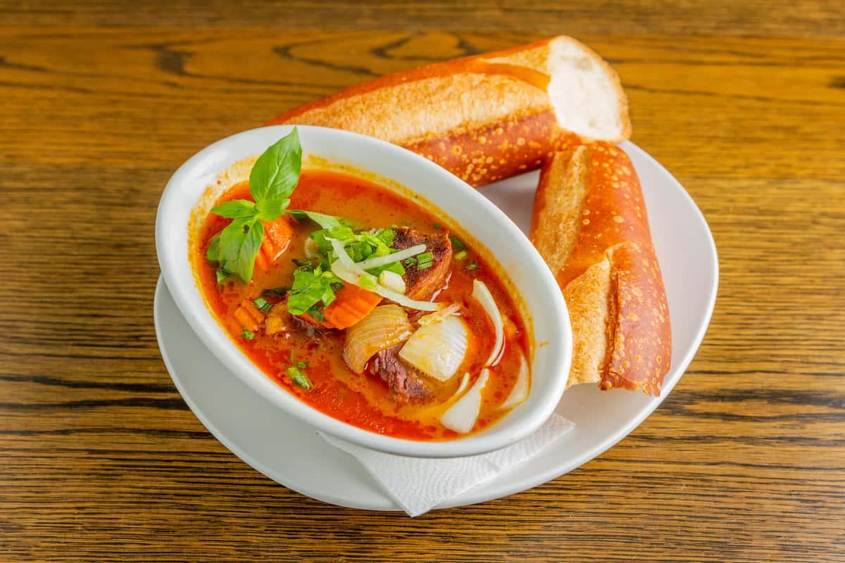 Beef Stew - Mì / Hủ Tiếu Bò Kho