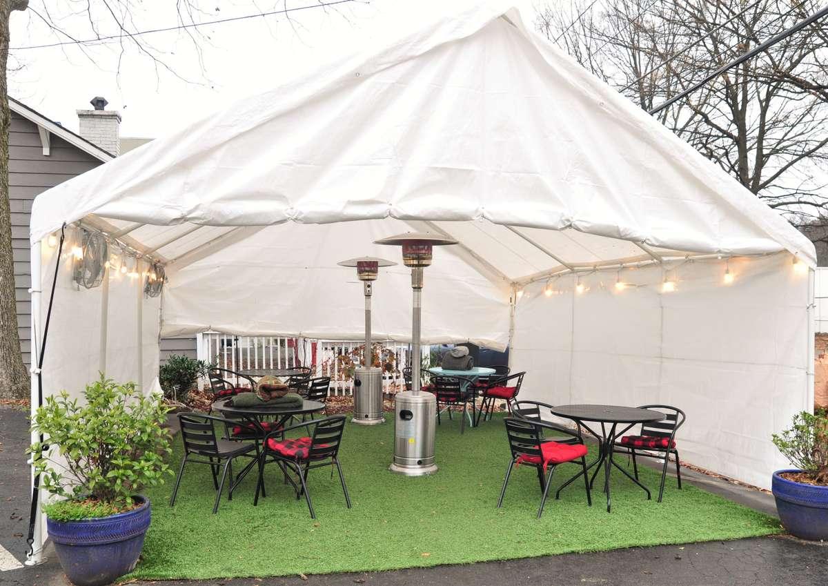 Tent Daylight