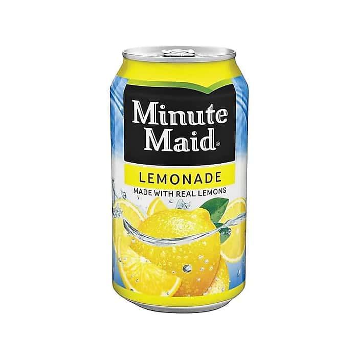 Lemonade Can