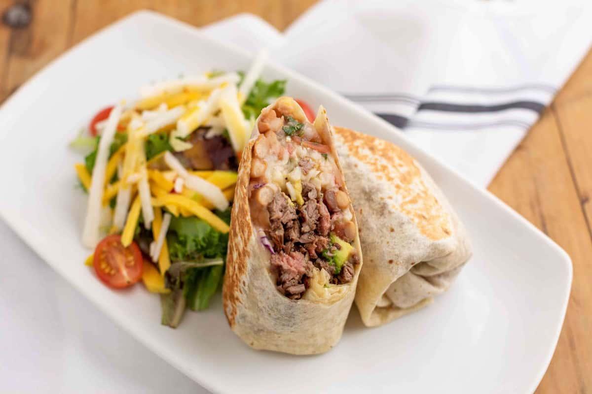 Juanitos High Protein Extra Lean Burrito