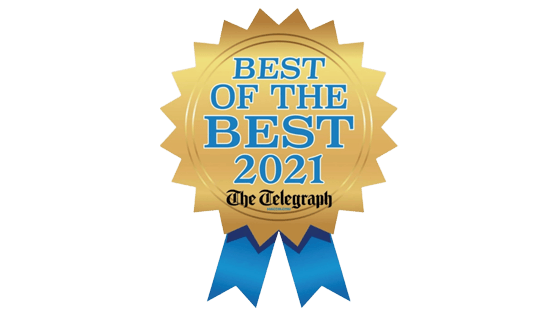 Best of the best 2021 - The Telegraph