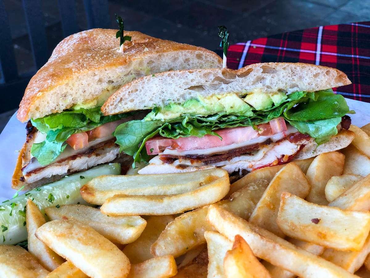 Soco Chicken Sandwich