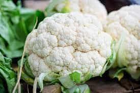 Cauliflower Keto Crust