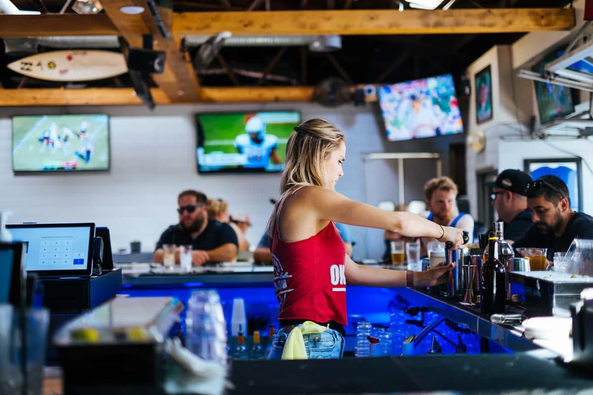 710 Beach Club Burger