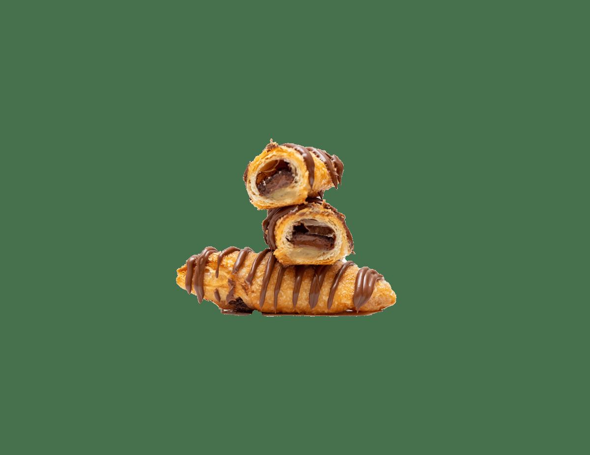 Pastelitos Nutella