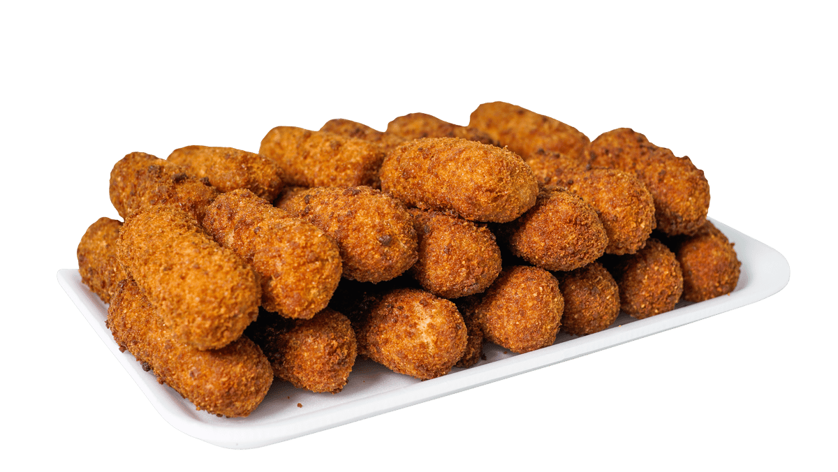 Ham Croquettes (Jamón)
