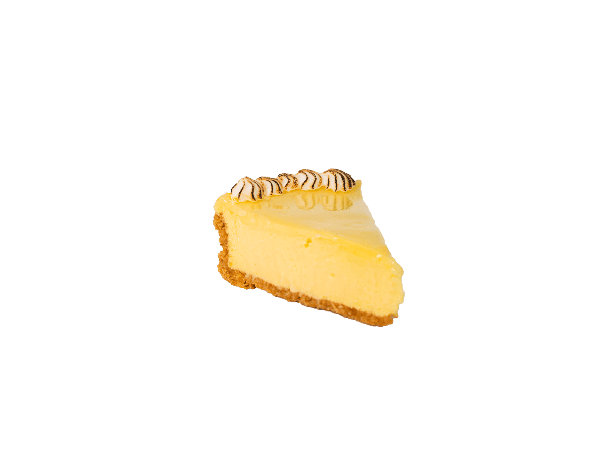 Slice Key Lime Pie
